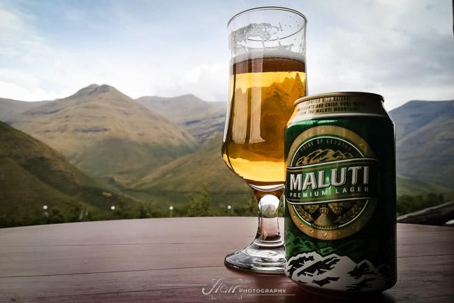 Maliba lodge, Maluti Beer, Lesotho